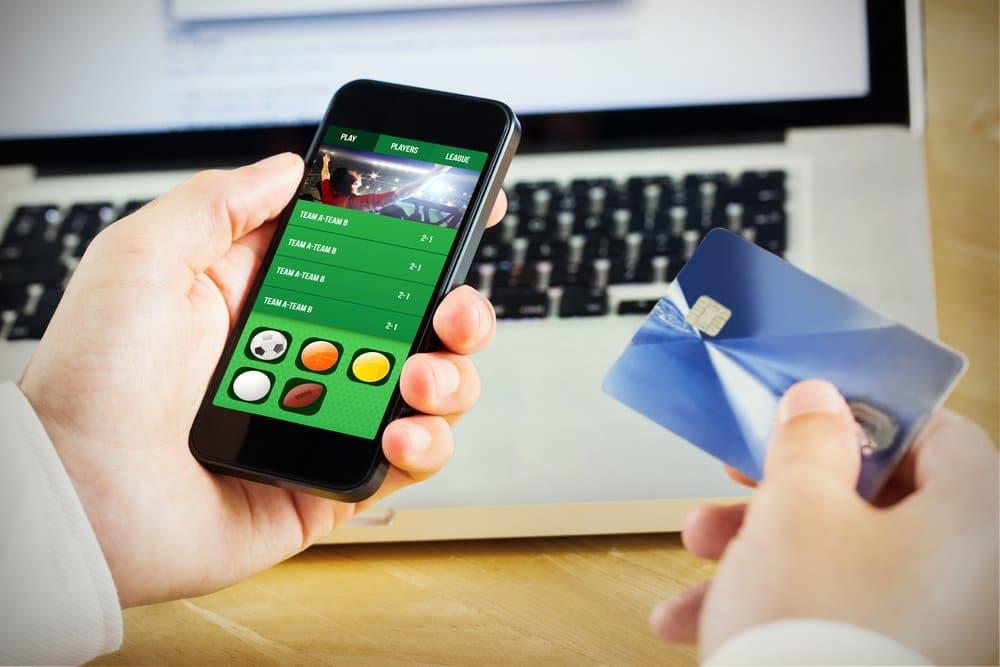 Использование банковской карты в ПариМатч