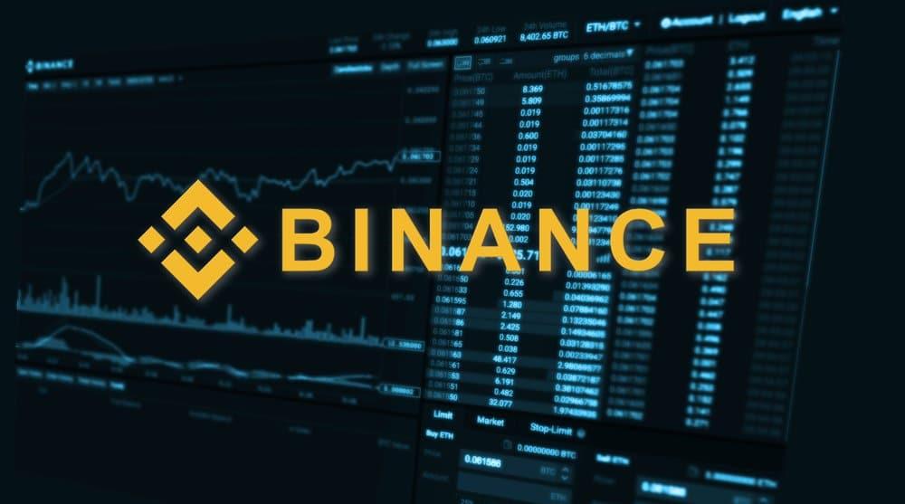 Торговая финансовая биржа Бинанс