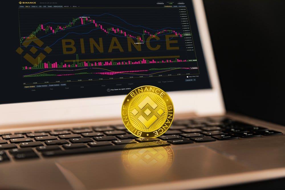 Пополнить баланс Binance